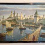 Kartina Drevnij Pskov 150x150 - Поганкины палаты. Псковский музей-заповедник.
