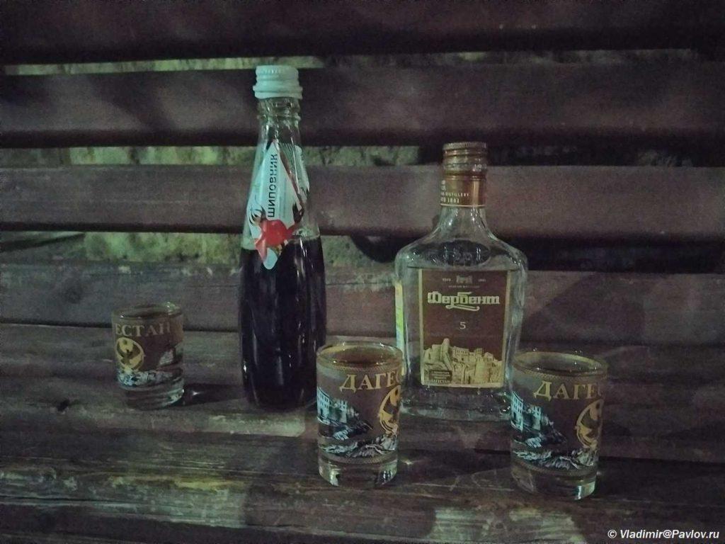 Konyak Derbent i shipovnik. Dagestan 1024x768 - Достопримечательности Дербента