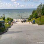 Lestnitsa na plazh kurorta Svetlogorsk 150x150 - Светлогорск и его достопримечательности
