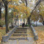 Lestnitsa v skvere. Pskov 150x150 - Прогулка по Пскову