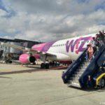 Loukoster WizzAir v aeroportu Kosovo. Kosovo 150x150 - Аэропорт Приштина, аэродром из фильма «Балканы, последний рубеж»