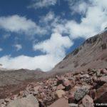 Marshrut akklimatizatsionnogo vyhoda pered voshozhdeniem na Kazbek 150x150 - Акклиматизация. Стена Хаума. Выход на ледник 4200. 13