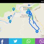Marshrut po Borzhomskomu kurortnomu parku 150x150 - Грузия, Боржоми. 21