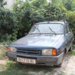Mashina marki YUGO 150x150 - Крепость в Охриде. Машины марки Yugo. Пиперка.
