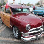 Mashina s derevyannymi dveryami. Avtomobilnyj klub Bahrejn Klassik Kars. Bahrain Classic Cars Club 150x150 - Автомобильный клуб Bahrain Classic Cars. Выставка к Национальному дню Бахрейна