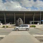 Mezhdunarodnyj aeroport Prishtina. Kosovo. Kosovo 150x150 - Аэропорт Приштина, аэродром из фильма «Балканы, последний рубеж»