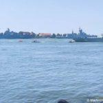 Morskoj desant na morskom parade v Baltijske po sluchayu dnya Voenno Morskogo Flota 150x150 - Морской парад в Балтийске ко дню Военно-Морского Флота
