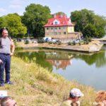 Moryak na dne Voenno Morskogo Flota v Baltijske 150x150 - Экскурсия в Цитадель Балтийска, крепость Пиллау