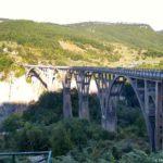 Most Dzhurdzhevicha Djurdjevica cherez reku Tara v CHernogorii 150x150 - Каньон Тары, мост Джурджевича (Djurdjevica). Черногория