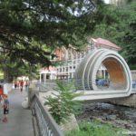 Most cherez reku Bordzhomula dostoprimechatelnost Borzhomi 150x150 - Грузия, Боржоми. 21