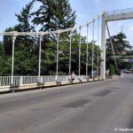 Most cherez reku Kura soedinyayushhij staruyu i novuyu chasti Borzhomi 150x150 - Грузия, Боржоми. 21