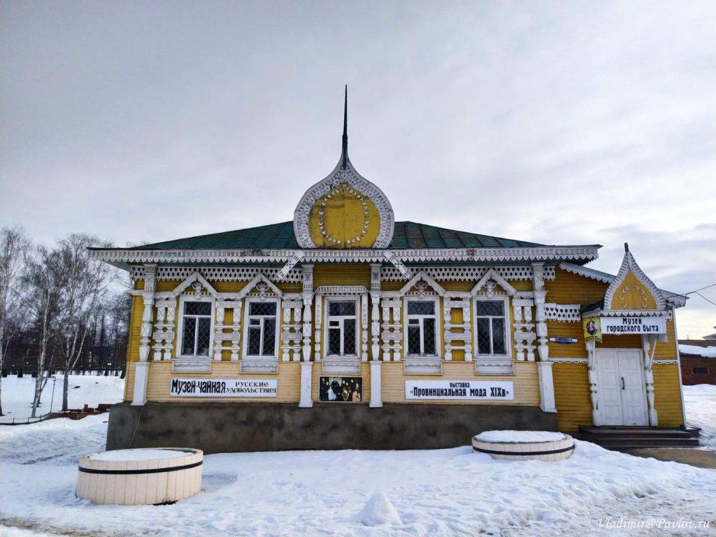 Muzej chajnaya Russkie udovolstviya v Ugliche 1024x768 - В Углич на туристическом поезде из Москвы