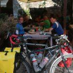 Na velosipede po CHernogorii. Kotor 150x150 - Старый Котор. Черные горы. Расписание автобусов из Котора.