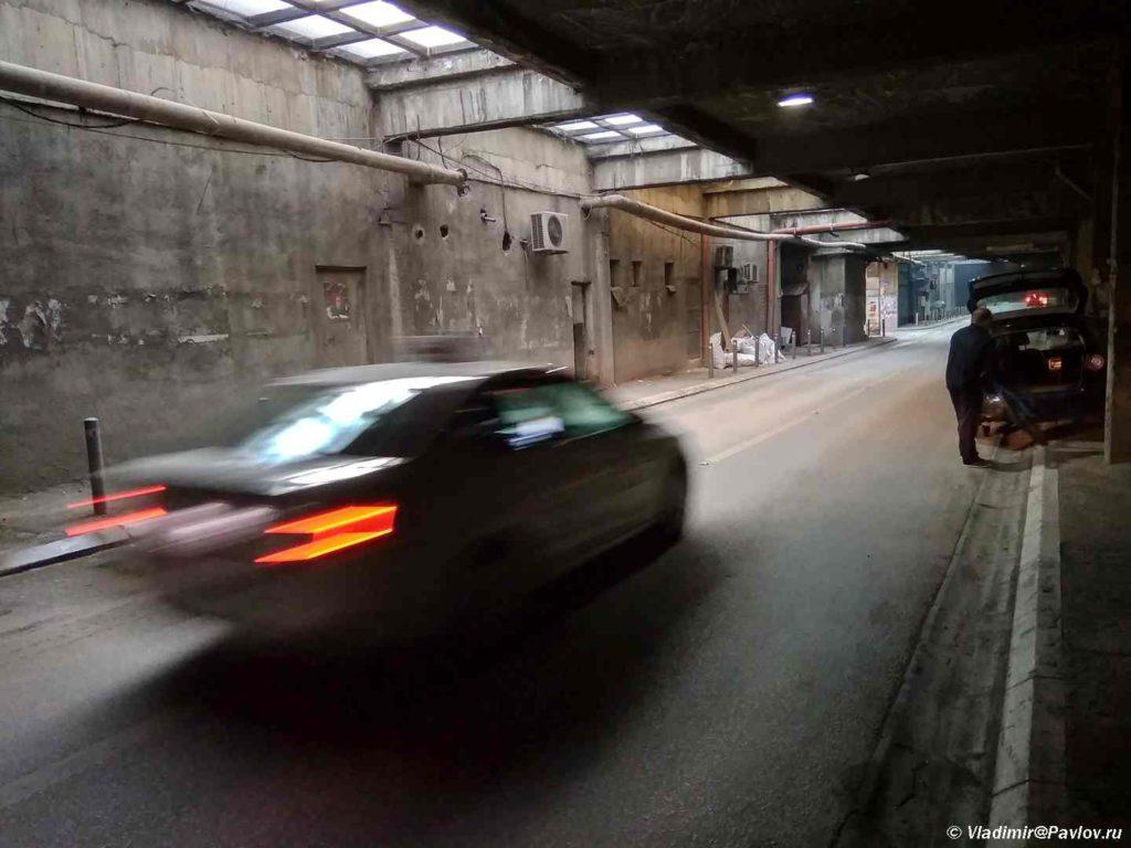 Nazemnye tunneli. Prishtina. Kosovo. Kosovo. Pristina 1024x768 - Достопримечательности Приштины. Балканский трэш. Pristine, Kosovo