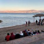 Ne broniruyu otel iordantsy nochuyut na plyazhe 150x150 - Акаба (Al Aqabah). Иорданский курорт на Красном море.