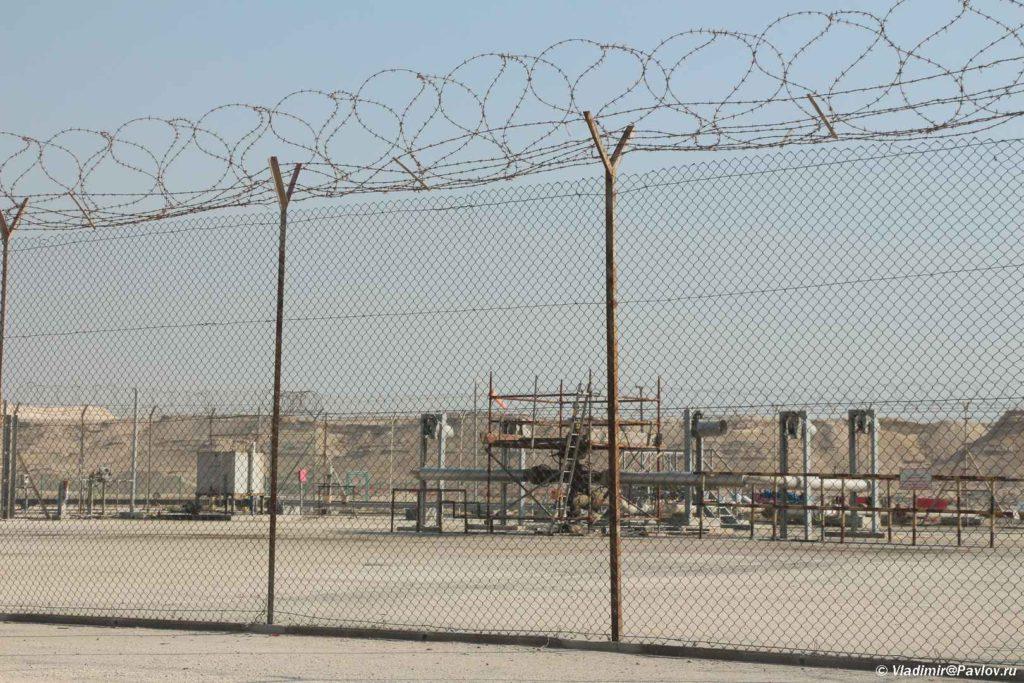 Neftyanaya skvazhina s elektricheskim tsentrobezhnym nasosom. Bahrejn. Bahrain 1024x683 - Нефть - Черное Золото Бахрейна