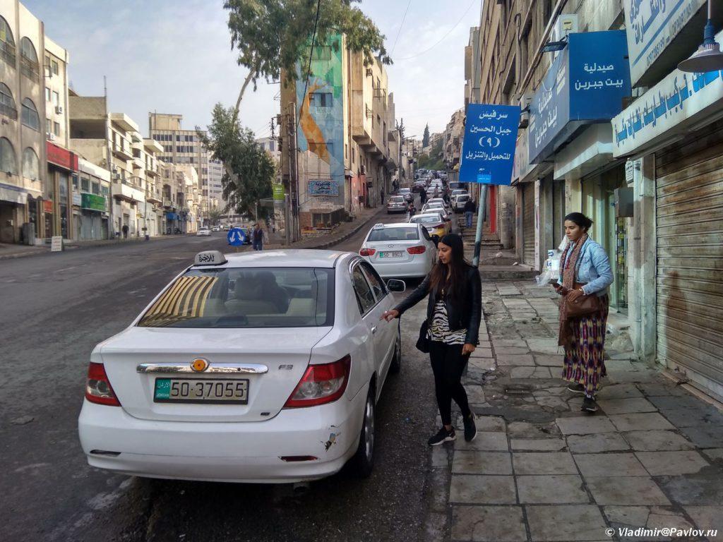 Neobychnoe taksi v Ammane. Taxi in Amman Jordan 1024x768 - Столица Иордании Амман. Amman, Jordan.