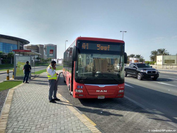 Obshhestvennyj transport v Bahrejne. Avtobus. Bahrejn. Bahrain 750x563 - Транспорт в Бахрейне. Аренда машины. Городские и междугородные автобусы.