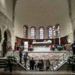Ochered k mozaikam. Monastyr Sv. Franchesko. Ravenna. Basilica di San Francesco. Ravenna 150x150 - Равенна (Ravenna). Однодневная экскурсия из Римини