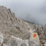 Ocherednoj spusk na podeme 150x150 - Три вершины Олимпа: Стефани (2905 м), Сколио (2912 м), Митикас (Mytikas, 2918 метров)