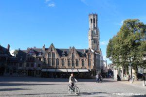 Odna iz samyh staryh ploshhadej Bryugge 300x200 - Бельгия. Брюгге. Brugge. 8