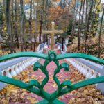 Ograda v Pecherskom monastyre. Pechory 150x150 - Пещеры Богом зданные, Печерский монастырь