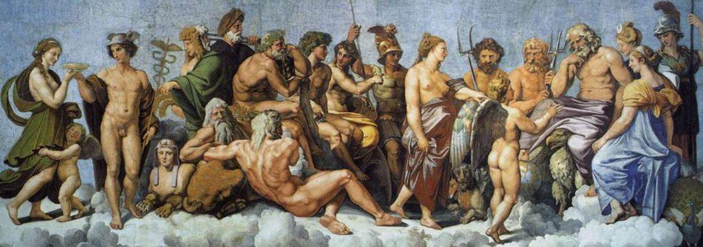 Olimpijskie bogi 1024x360 - План восхождения на Олимп. Литохоро (Litochoro).
