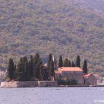 Ostrov Sveti Dorde s chasovnej Sveti Juraj i kladbishhem 150x150 - Пераст. Доброта. Черногория