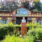 Pamyatnik Kalininu v Pionerskom kurorte. Kaliningradskaya oblast 150x150 - Пионерский курорт. Отличное спокойное место для туристов