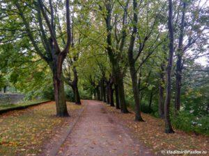 Park v Iper Ieper 300x225 - Путешествия