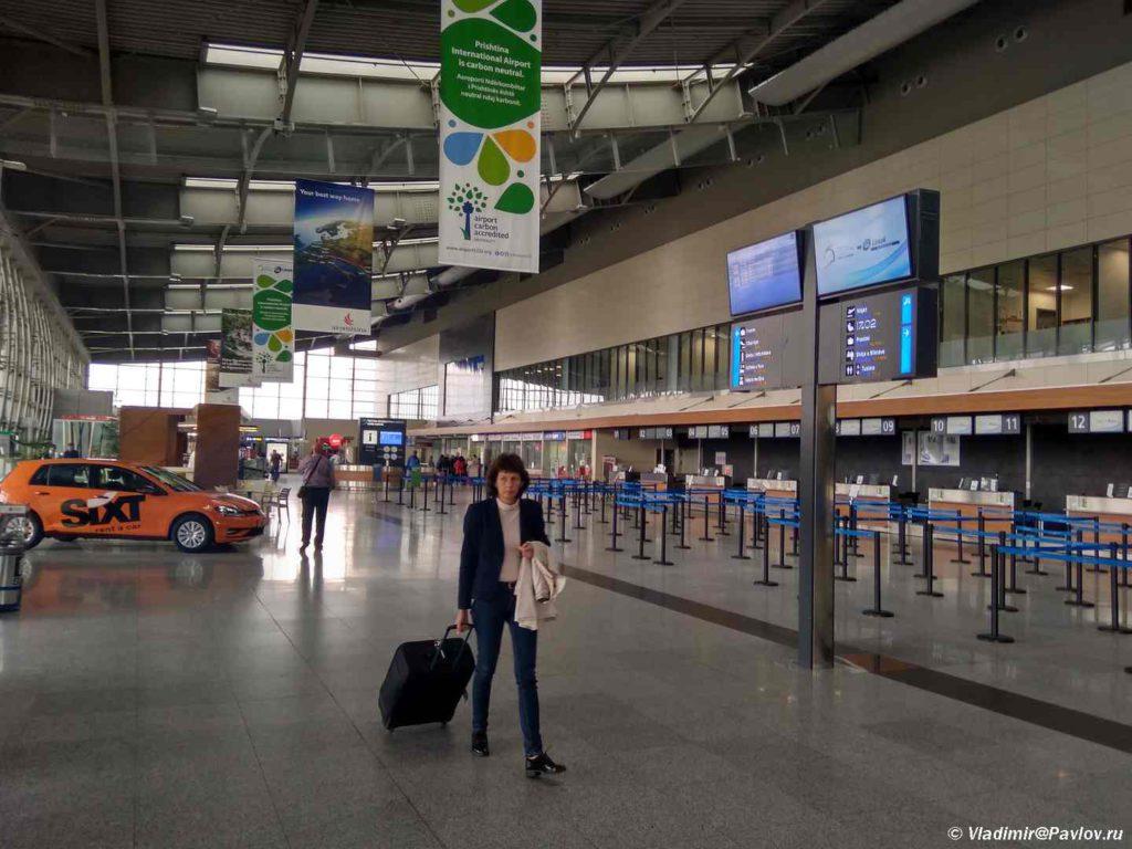 Passazhirskij terminal aeroporta Prishtina. Kosovo. Kosovo 1024x768 - Аэропорт Приштина, аэродром из фильма «Балканы, последний рубеж»