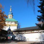 Petrovskaya bashnya i vhod v monastyr 150x150 - Псково-Печорский Свято-Успенский монастырь