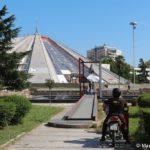 Piramida dostoprimechatelnost stolitsy Albanii Tirany 150x150 - Тирана. Черная Ауди. Достопримечательности.