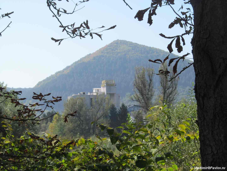 Pitamida Solntsa v Visoko. Bosniya i Gertsegovina - Високо (Visoko) - город пирамид в Боснии и Герцеговине