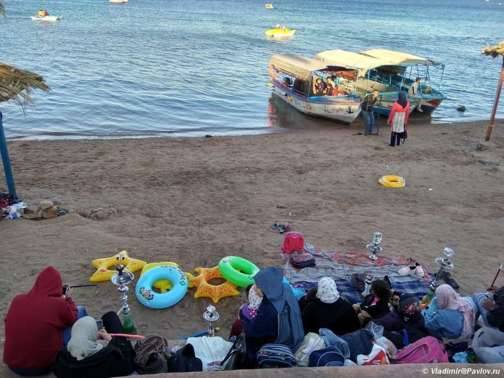 Plyazh v Akabe. Garem. Harem on Aqaba beache 1024x768 - Чудный город Эс Салт (Es Salt) в Иордании. Приятный сюрприз.