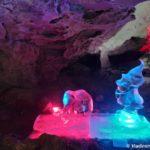 Podsvetka ledyanyh figur v Kungurskoj peshhere 150x150 - Кунгурская ледяная пещера