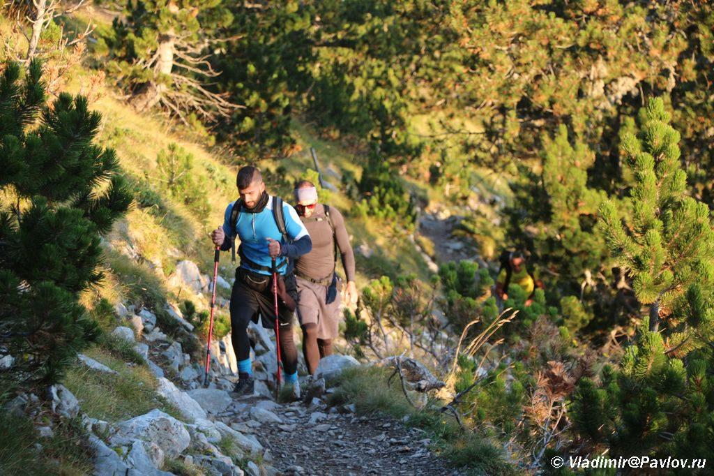 Pohody i trekking v natsionalnom parke Olimpus na gore Olimp v Gretsii 1024x682 - Кому по силам взойти на Олимп?