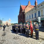 Postroenie k paradu v Vyborge 150x150 - 9 мая в Выборге. Праздник на Красной площади, парад ретротехники военных лет