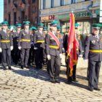 Postroenie pered paradom 150x150 - 9 мая в Выборге. Праздник на Красной площади, парад ретротехники военных лет