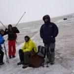 Prival na lednike Gergeti 150x150 - Акклиматизация. Стена Хаума. Выход на ледник 4200. 13
