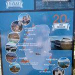 Progulka po Ohridu na korable. Karta dostoprimechatelnostej Makedoniya 150x150 - Набережная Охрида. Экскурсии по Охриду на лодках.