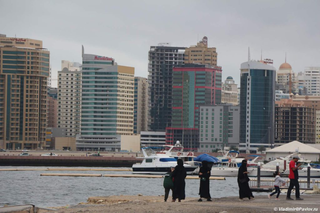 Rajon Dzhufejr. Juffair. Bahrejn. Bahrain 1024x683 - Прогулка по столице Бахрейна, Манаме