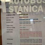 Raspisanie avtobusov Tivat. Avtostantsiya. 150x150 - Вдоль побережья Черногории. Бар. Ульцинь. Расписание Автобусов из Тивата.