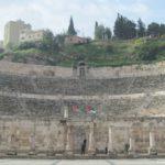 Rimskij amfiteatr v Ammane. Amman roman amphitheater Jordan 150x150 - Столица Иордании Амман. Amman, Jordan.