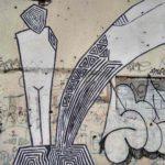 Risunok s pchelami. Bosniya i Gertsegovina Mostar 150x150 - Мостар (Mostar) - достопримечательность Боснии
