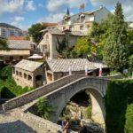 Samoe vremya podkrepitsya u mosta. Bosniya i Gertsegovina Mostar 150x150 - Старый Мост (Stari most) - достопримечательность в Мостаре (Mostar)