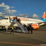 Samolet aviakompanii Azimut v aeroportu Kresty Pskov 150x150 - Как добраться в Псков из Москвы