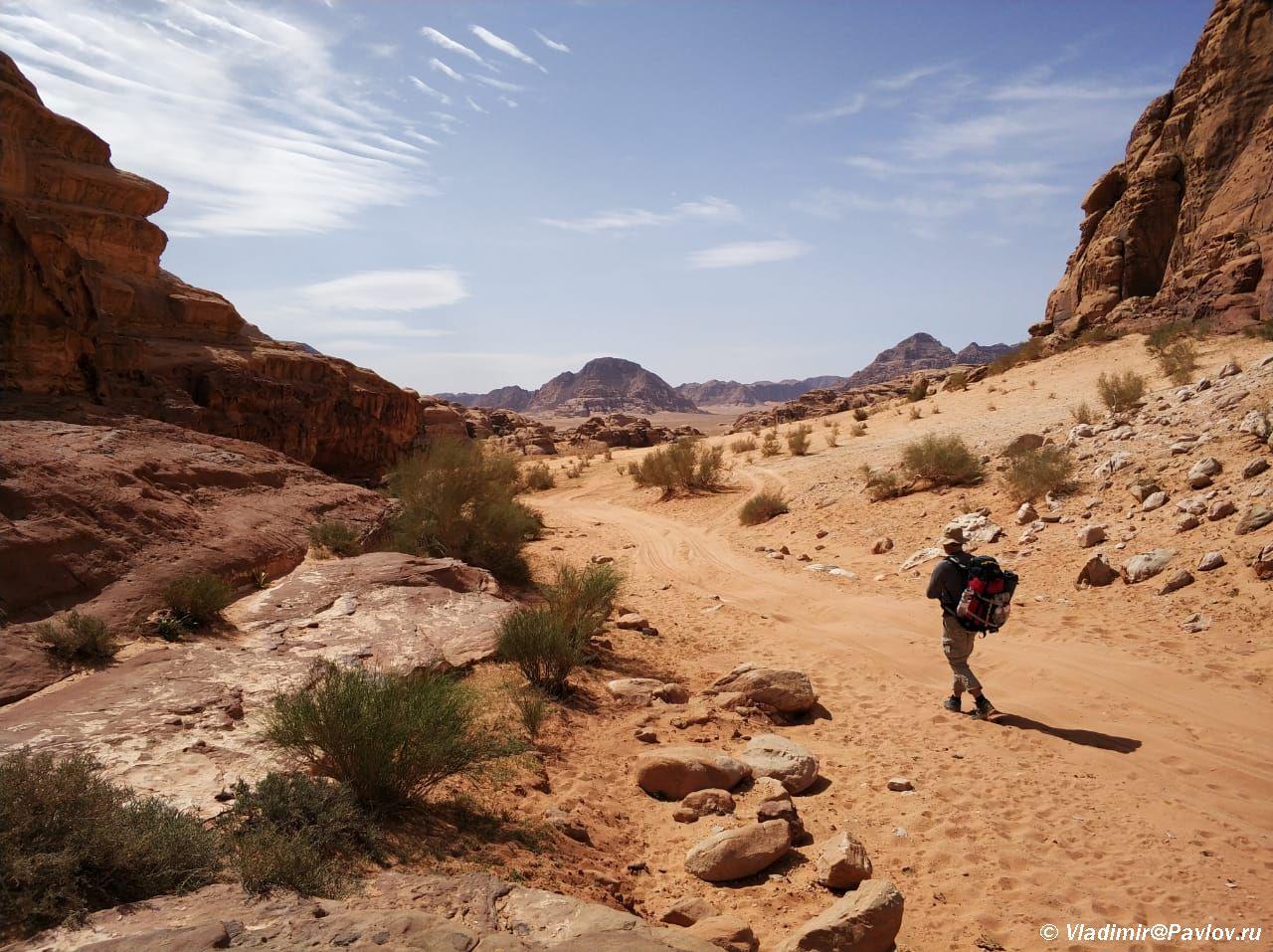 Samostoyatelno s palatkoj po pustyne Vadi Ram Wadi Rum - Самостоятельно в пустыню Вади Рам (Wadi Rum), с палаткой
