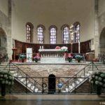 Samyj udivitelnyj altar. Monastyr Sv. Franchesko. Ravenna. Basilica di San Francesco. Ravenna 150x150 - Равенна (Ravenna). Однодневная экскурсия из Римини
