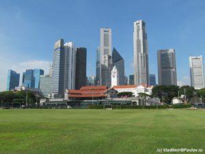 Singapur 300x225 - Встречи-лекции с путешественником Владимиром Павловым